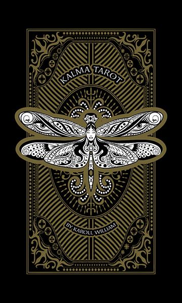 Kalma Tarot | Cards Illustrations & Design