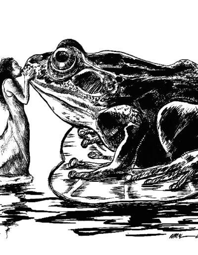 Besando ranas - Book 22 - Karoll William
