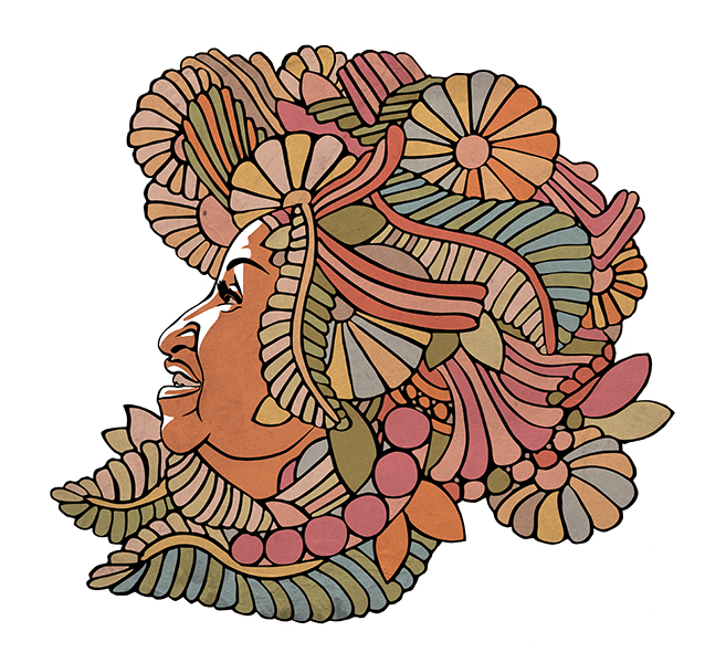 Celia Cruz   Graphic Image