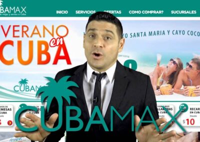 Cubamax   TV Commercial