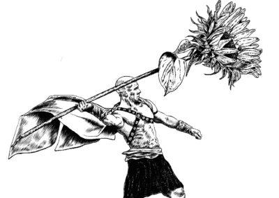 "Illustration Set   Book ""Veintidos"""