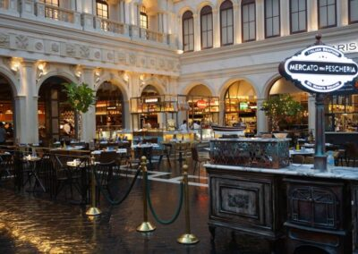 Mercato Della Pescheria at Venetian Resort & Casino | Las Vegas