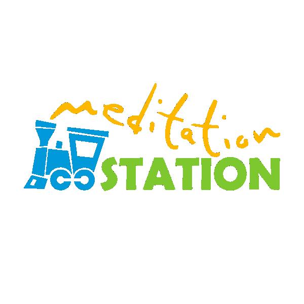 Meditation Station Logo by Karoll William