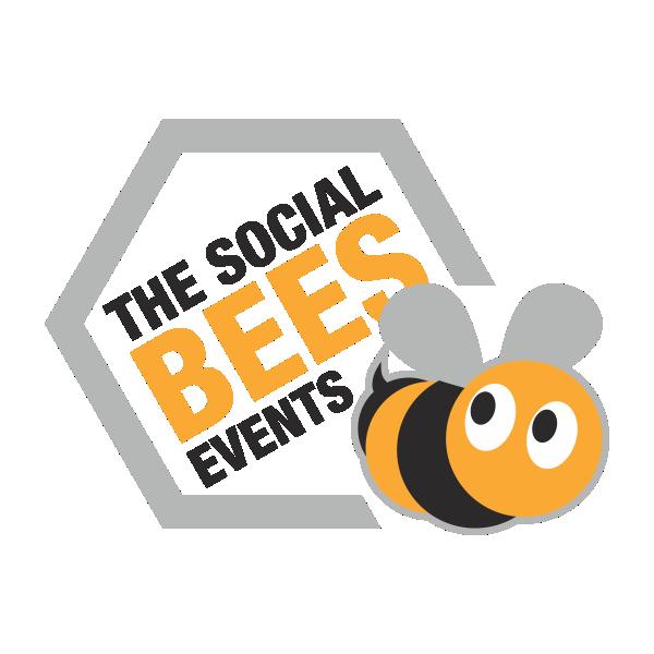 Social Bees Logo by Karoll William
