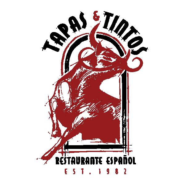 Tapas y Tintos Logo by Karoll William