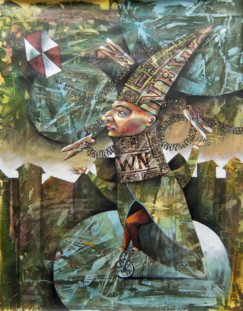 Equilibrium | Acrylic on Canvas