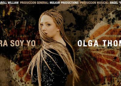 Music Video   Ahora soy yo   Olga Thomas